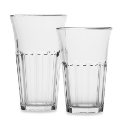 Bormioli Rocco Siena Tempered Glasses Set in 16 Pieces