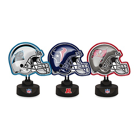 NFL Neon Helmet Lamp Bed Bath & Beyond #0: c $478$