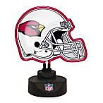 Arizona Cardinals Neon Helmet Lamp