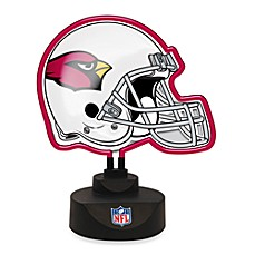 NFL Arizona Cardinals Neon Helmet Lamp