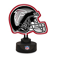 NFL Atlanta Falcons Neon Helmet Lamp