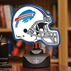 NFL Buffalo Bills Neon Helmet Lamp