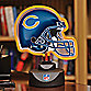 Chicago Bears Neon Helmet Lamp