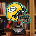 Green Bay Packers Neon Helmet Lamp