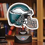 Philadelphia Eagles Neon Helmet Lamp