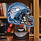 Seattle Seahawks Neon Helmet Lamp