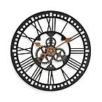 Image Of Firstime 174 Roman Gear Clock