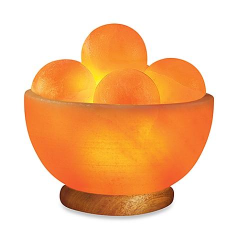 Wbm himalayan natural crystal salt fire bowl lamp bed for Wbm 7 tall himalayan natural crystal salt lamp