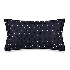 kate spade Brightwater Avenue Polka Dot Oblong Toss Pillow