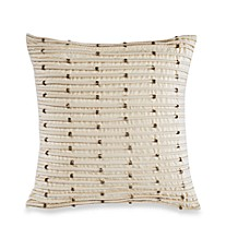 Palais Royale Pleated Square Throw Pillow