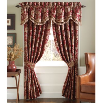 Croscill® Mystique Scalloped Window Valance