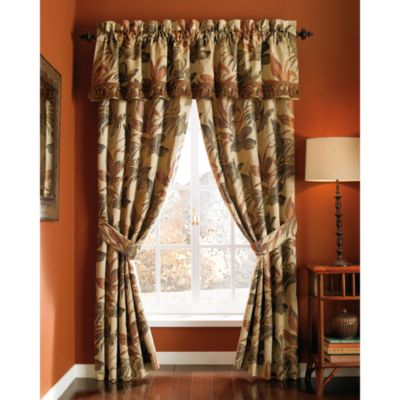 Croscill Bali Breeze Window Valance