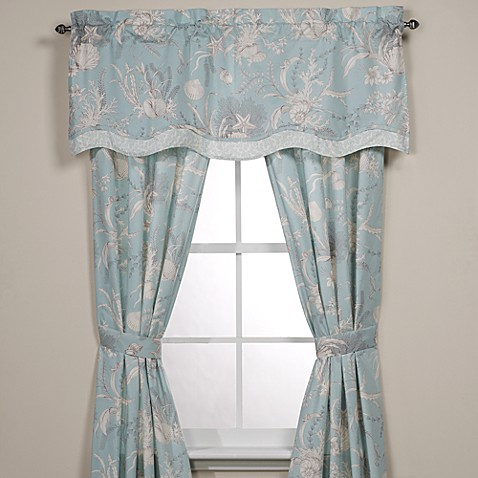 Sea Cottage Window Treatments