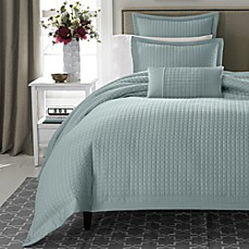 Real Simple® Retreat Duvet Cover in Azure
