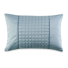 Real Simple® Retreat Oblong Throw Pillow in Azure