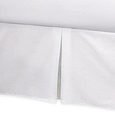 Real Simple® Retreat Bed Skirt in White