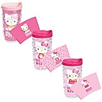 Tervis® Hello Kitty® Wrap Wavy 10-Ounce Tumblers with Lid