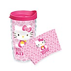 Tervis® Hello Kitty® Cakes Wrap Wavy 10-Ounce Tumbler with Fuchsia Lid