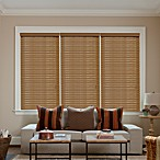 Kirsch Oak Faux Wood Blind