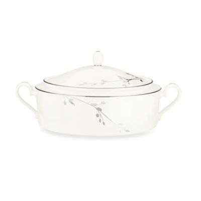 Noritake® Birchwood 53-Ounce Covered Vegetable Bowl