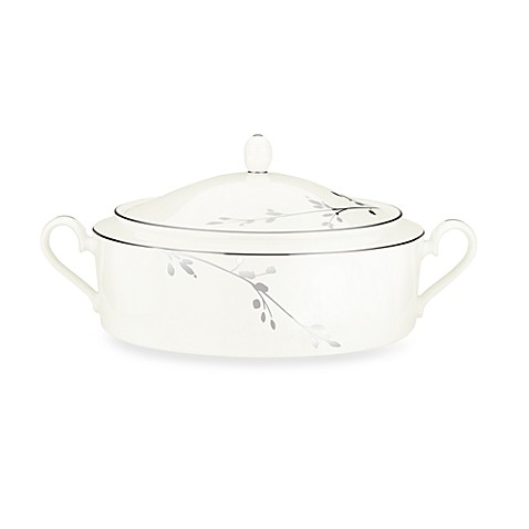 Noritake® Birchwood Covered Vegetable Bowl