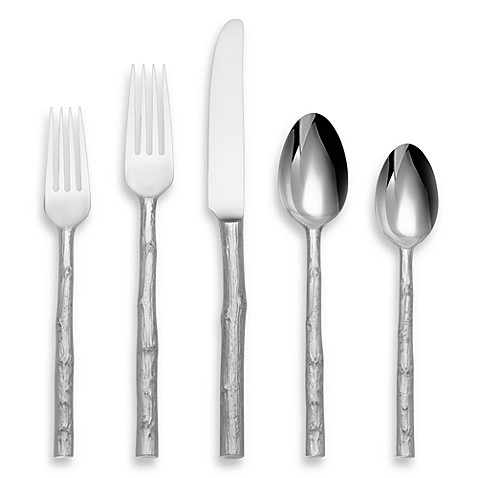 Lenox® Park City™ 5-Piece Flatware Place Setting