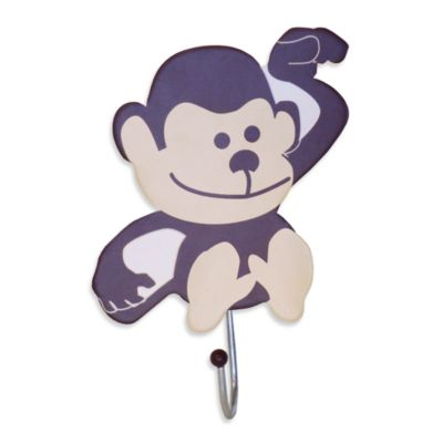 Studio Arts Kids Jungle Room Monkey Hook