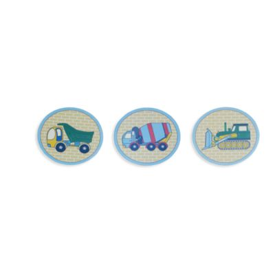 Buy Studio Arts Kids Keep on Truck in Wall Plaque from Bed Bath