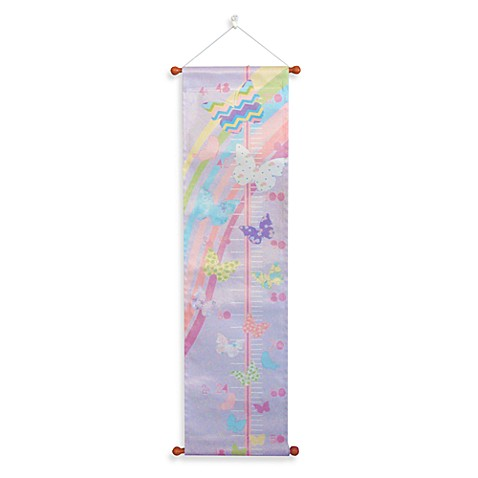 Studio Arts Kids Free to Fly Printed Fabric Growth Chart