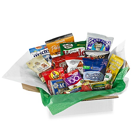 Campus & Beyond® Power Snack Pack