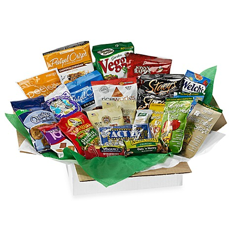 Campus & Beyond® Energy Snack Pack