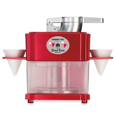 Waring Pro® Pro Professional Snow Cone Maker