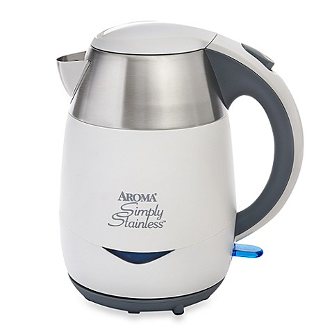 Aroma® Simply Stainless™ 7-Cup Electric Kettle