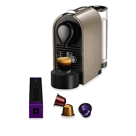 Nespresso® U Espresso Maker in Pure Grey
