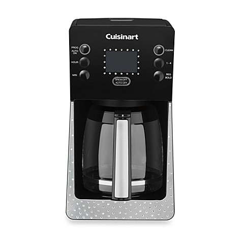 Cuisinart® Swarovski Crystal 14-Cup Coffee Maker Limited Edition