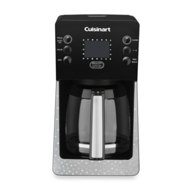 Cuisinart 14 Cup Coffee Maker Bed Bath And Beyond : Buy Cuisinart Swarovski Crystal 14-Cup Coffee Maker Limited Edition from Bed Bath & Beyond