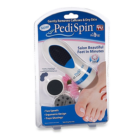 PediSpin Foot Smoothing Tool
