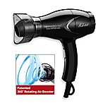 Kiss by SalonTech Tornado 360® Turbo 1875W Ionic Hairdryer