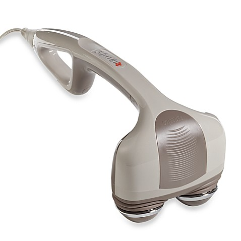 Homedics® Percussion Action Handheld Massager with Heat