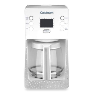 Cuisinart® Crystal Limited Edition 14-Cup Coffee Maker Made with Swarovski Elements