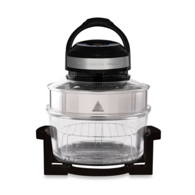 The Sharper Image® Digital Super Wave Oven