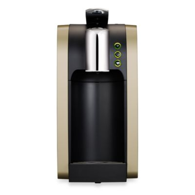 Verismo Coffee Maker Bed Bath And Beyond : Starbucks Verismo 580 Brewer in Champagne - Bed Bath & Beyond