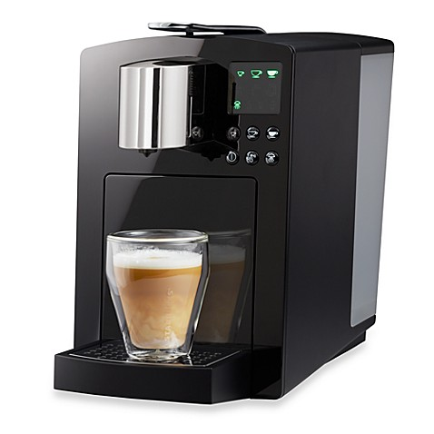 Starbucks® Verismo™ 585 Brewer Piano Black