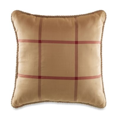Croscill® Mystique Square Toss Pillow