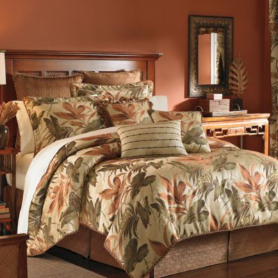 Croscill Bali Breeze European Pillow Sham