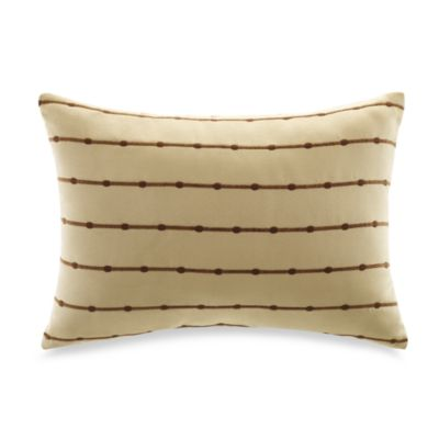 Croscill® Bali Breeze Boudoir Throw Pillow