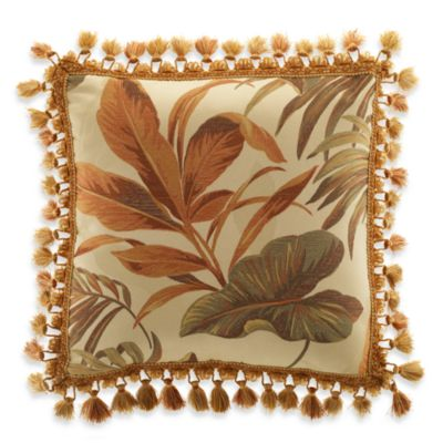 Croscill Bali Breeze Fashion Toss Pillow