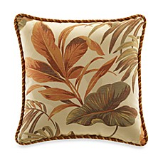 Croscill® Bali Breeze 18-Inch Square Throw Pillow