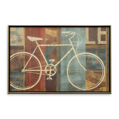 Breaking Away 26-Inch x 38-Inch Wall Art