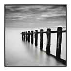 Barton Posts13-Inch x 13-Inch Beach Photo Art